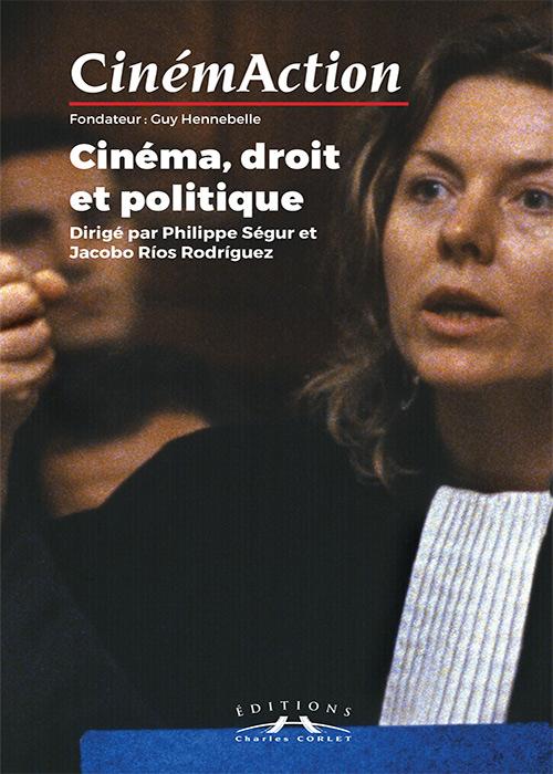 Cinemaction 158 Cinéma, droit et poitique